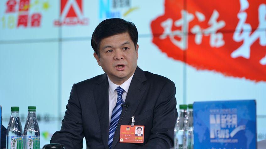 李利劍:以綠色發展、改革創新推動企業高質量發展