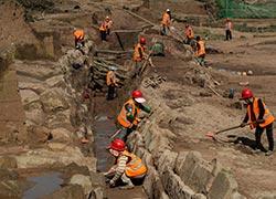 钓鱼城考古新发现