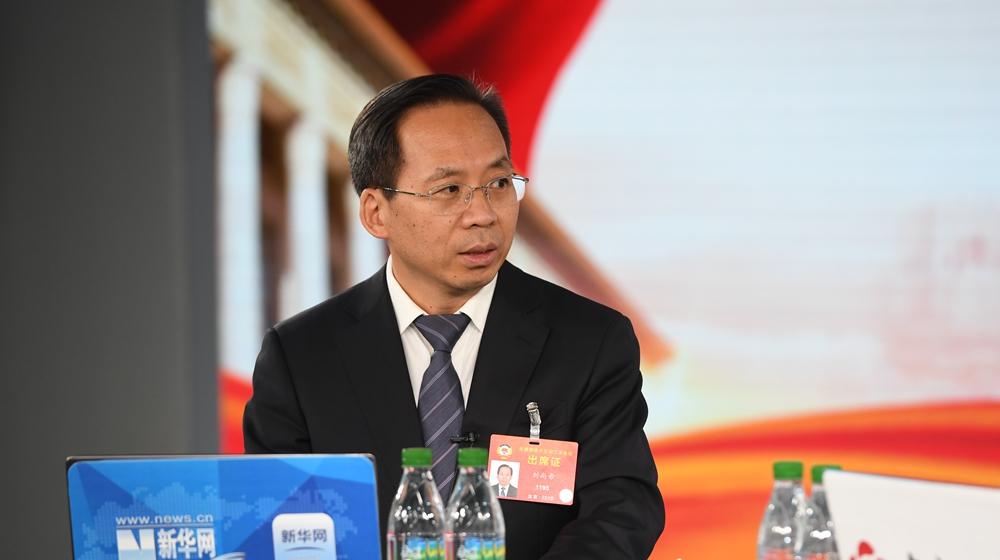 劉尚希在新華網解讀政府報告中的財稅政策