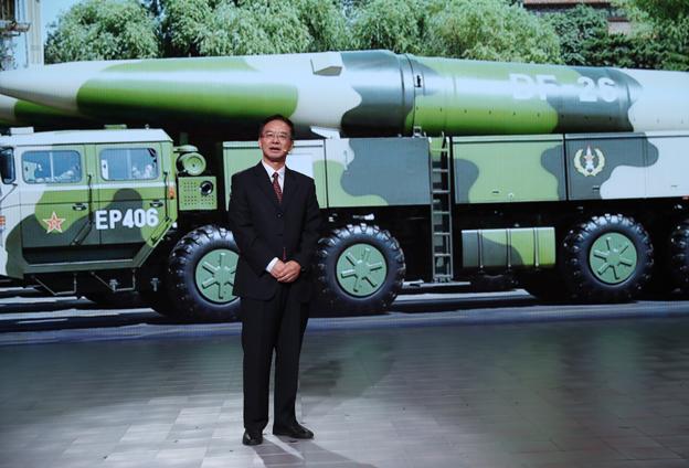 先進武器裝備的關鍵核心技術是要不來、買不來、討不來的