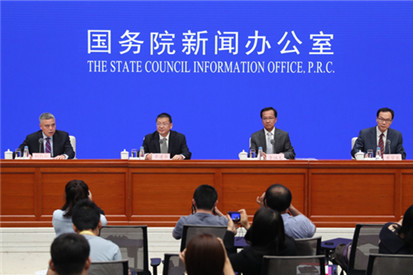 國新辦舉行新中國成立70周年能源發展成就發布會