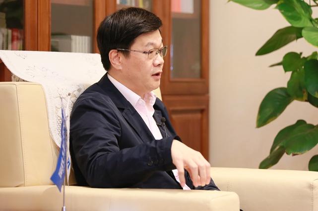 北京兩會期間,有媒體採訪我的時候,我覺得未來文化發展的走向,特別是北京,還是要向融合發展去努力。