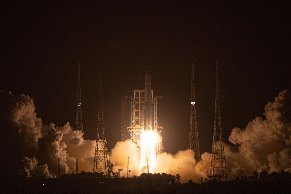 九天云外揽月回 探月工程嫦娥五号任务回顾