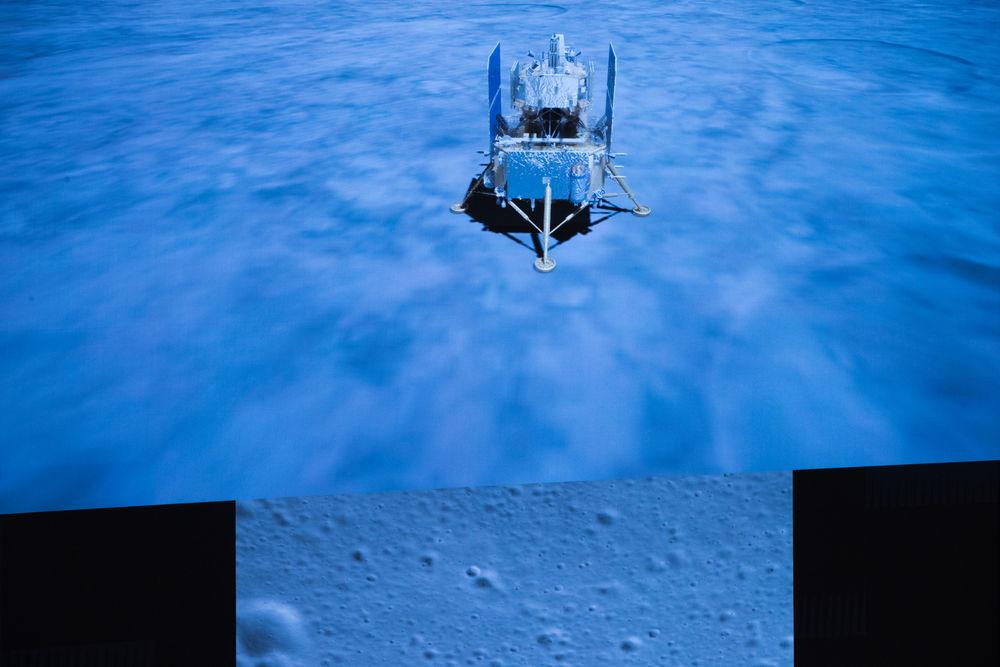 探月工程嫦娥五号任务回顾聂杰铭