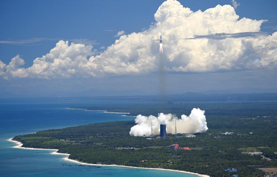 重型运载火箭、星际探测……未来中国航天这些看点值得期待