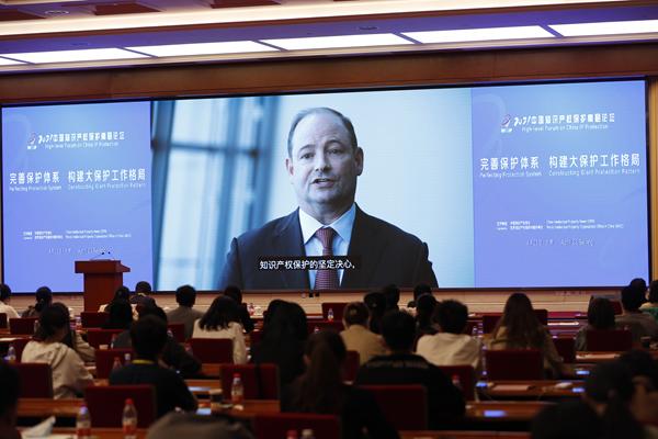 马克·斯奈德:中国常天盛娱乐识产权呵护后果显著 高通