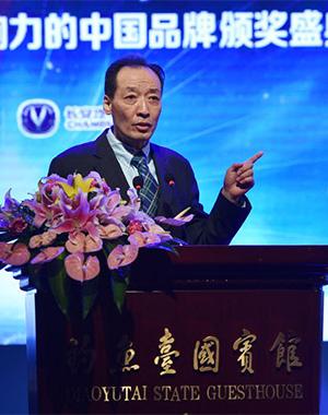 中華全國新聞工作者協會黨組書記翟惠生