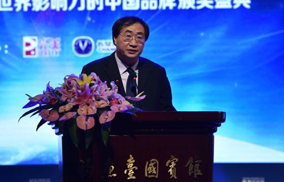 新華網股份有限公司常務副總裁魏紫川致辭