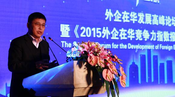王小廣:五大支柱助力供給側改革 推動轉型升級