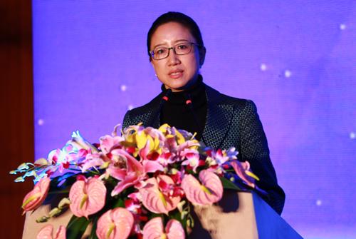 諾華中國總裁徐海瑛