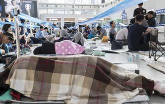 韓國:中秋返鄉 一票難求