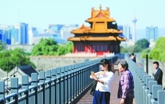 故宮北城墻對公眾開放 能俯瞰整個紫禁城