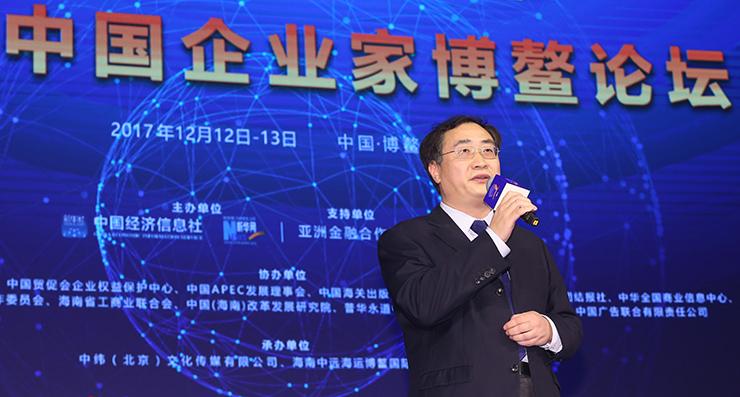 魏紫川:用創新的傳播技術講好中國品牌故事