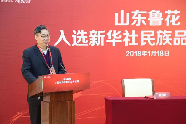 姜衛紅:民族品牌助推現代化經濟發展體係建設