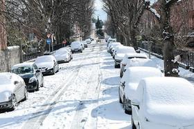 愛爾蘭遭遇36年來最嚴重暴風雪
