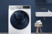 """三星洗衣機新品首發亮相 雙動力速洗開啟快""""享""""生活"""