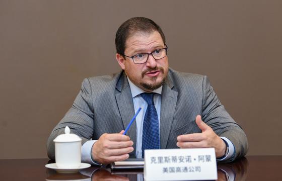 高通公司總裁:加快5G商用部署 引領網聯汽車創新