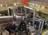 人造太陽EAST裝置1億攝氏度等離子體運行