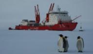 中國第35次南極科考完成第一階段物資卸運