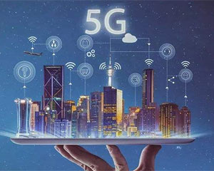 5G 连接美好未来