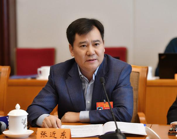 张近东代表建议:对配送车辆进行差异化管制