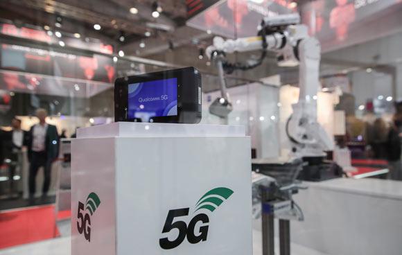 漢諾威工博會聚焦5G技術