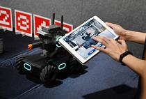 大疆創新在京發布教育機器人