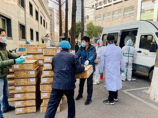 """新華社民族品牌工程入選醫藥企業行動在戰""""疫""""第一線"""