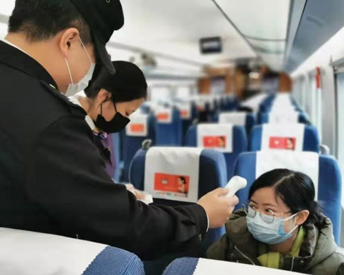 """京東戰疫錄 以""""新基建""""為公共服務提供保障和新動能"""