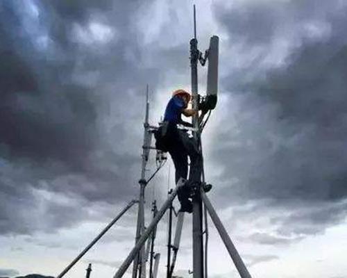 全國開通5G基站超20萬個