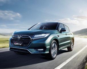 東風Honda全新UR-V上市 售24.68萬元—32.98萬