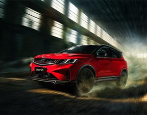 增長強勁!吉利汽車5月銷量108822輛同比增長20%