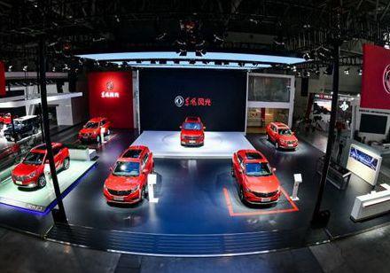 2021款風光ix5領銜 東風風光3款SUV新品首次亮相重慶車展