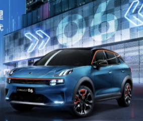 領克8月銷量創新高 多款車型連續上新