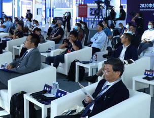 中外嘉賓探討清潔技術應用和項目合作