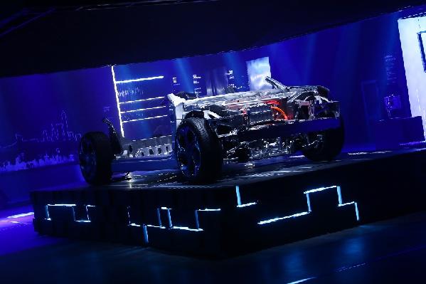吉利發布SEA浩瀚智能進化體驗架構並發布領克首款純電概念車