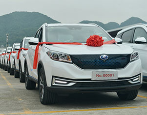 賽力斯電動車出口德國 重慶造新能源乘用車進入歐洲市場