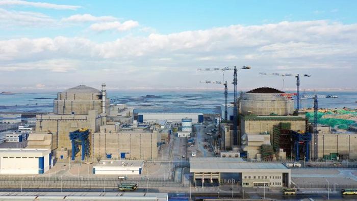 華龍一號福清核電6號機組冷態性能試驗成功