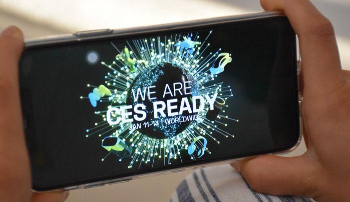 2021年美國消費電子展線上開幕