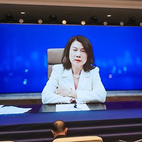 董明珠:树立中国品牌 应注重标准建设