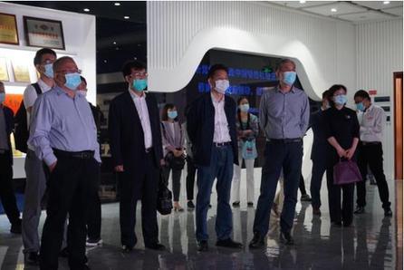新華社民族品牌工程走訪步長制藥 助力企業品牌提升