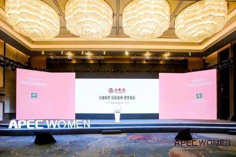 """五糧液亮相APEC女性領導力論壇 """"大國濃香""""致敬女性領導力量"""