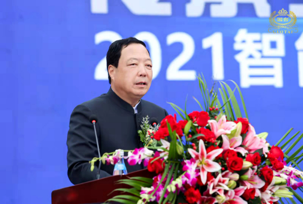閆希軍:國臺酒莊已成為探索白酒産業智能釀造的主力陣地