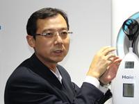 """雷永峰:創新皆為打造""""智慧空氣生態圈"""""""