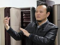李劍波:空調設計造型和顏色並重