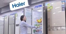 """海爾四門冰箱讓用戶享受""""新鮮""""生活"""