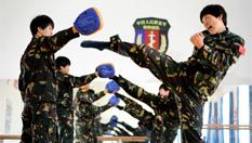 """陸軍首支女子特戰連,她們才是最耀眼的""""花木蘭"""""""