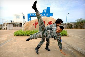 中國維和部隊的海外故事