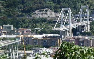 意大利塌橋事故死亡人數增至39人