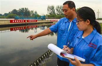 河北安平:變污為凈 綠色發展